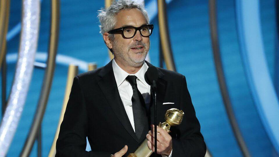 Alfonso Cuaron Altın Küre