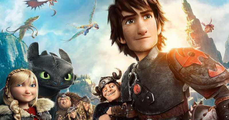 How to Train Your Dragon 3 Gizli Dünya