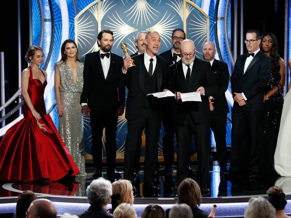 The Americans Altın Küre