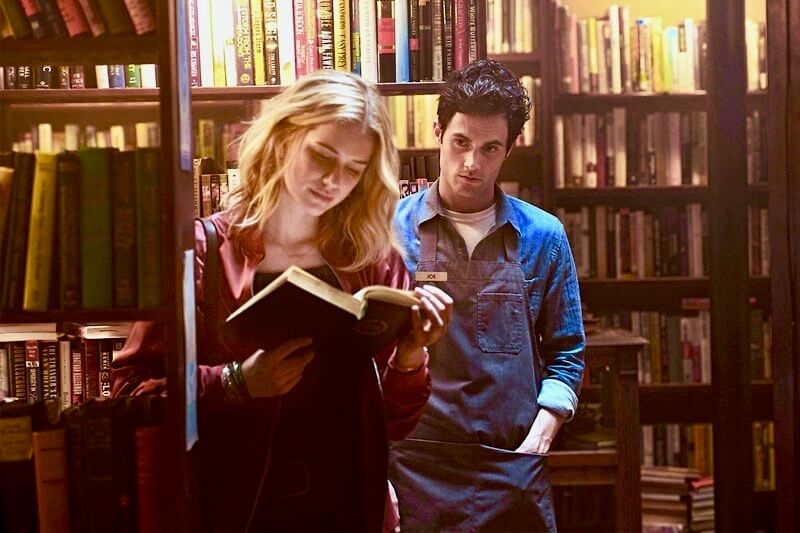 You Penn Badgley Elizabeth Lail