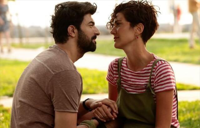 Bir Aşk İki Hayat Bergüzar Korel Engin Akyürek