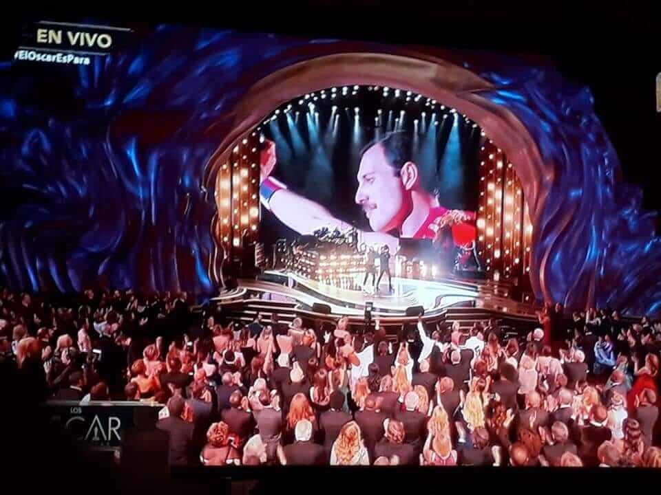 Freddie Mercury Oscar