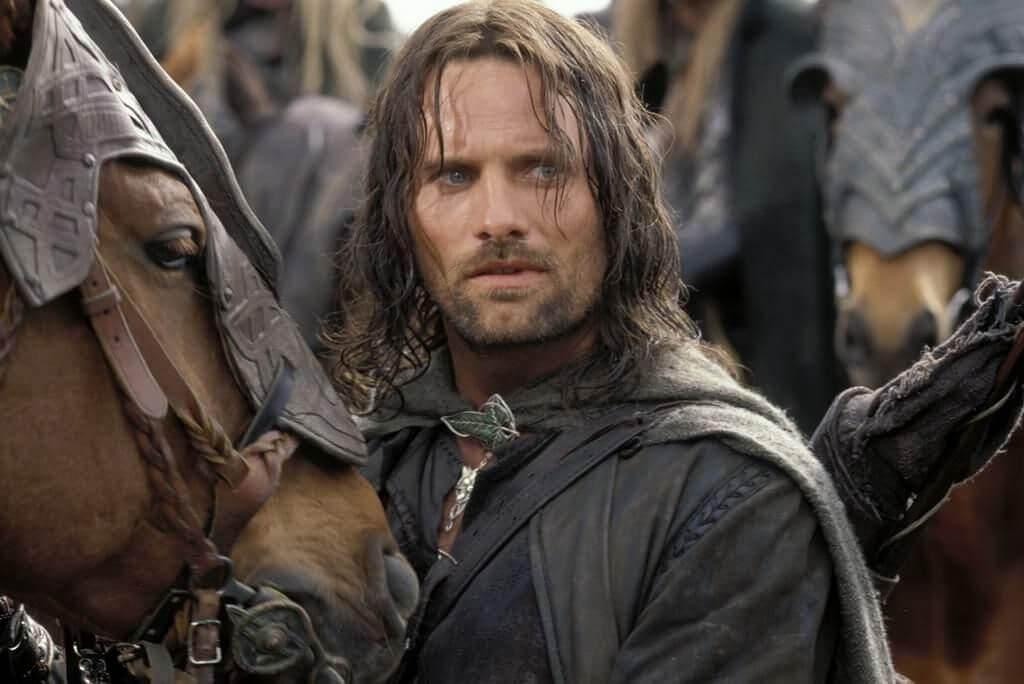 Lord of the Rings Viggo Mortensen Aragorn