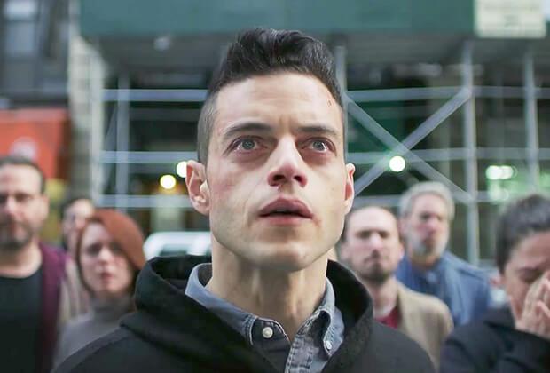 Mr Robot Rami Malek