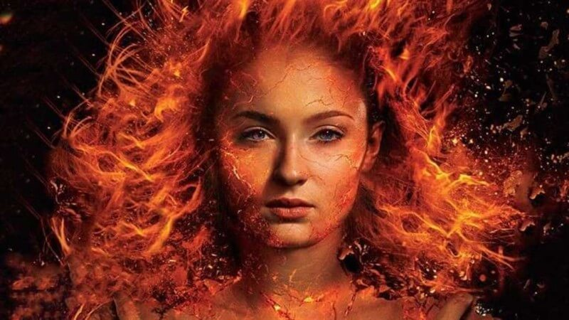 X-Men Dark Phoenix Sophie Turner