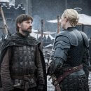 Game of Thrones Jaime Lannister Brienne of Tarth Nikolaj Coster-Waldau Gwendoline Christie