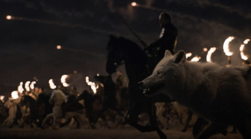 Ghost Game of Thrones