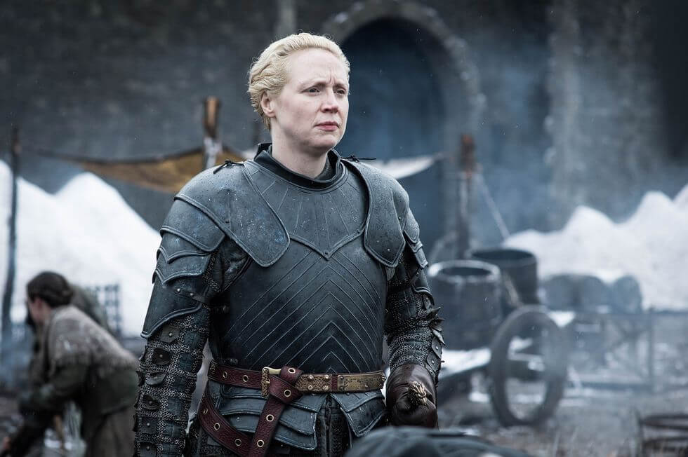 Game of Thrones Brienne of Tarth Gwendoline Christie