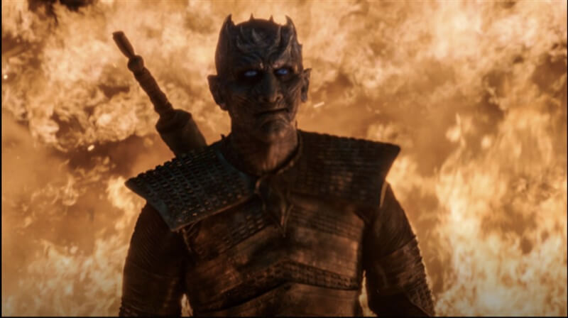 Gecenin Kralı Night's King Game of Thrones