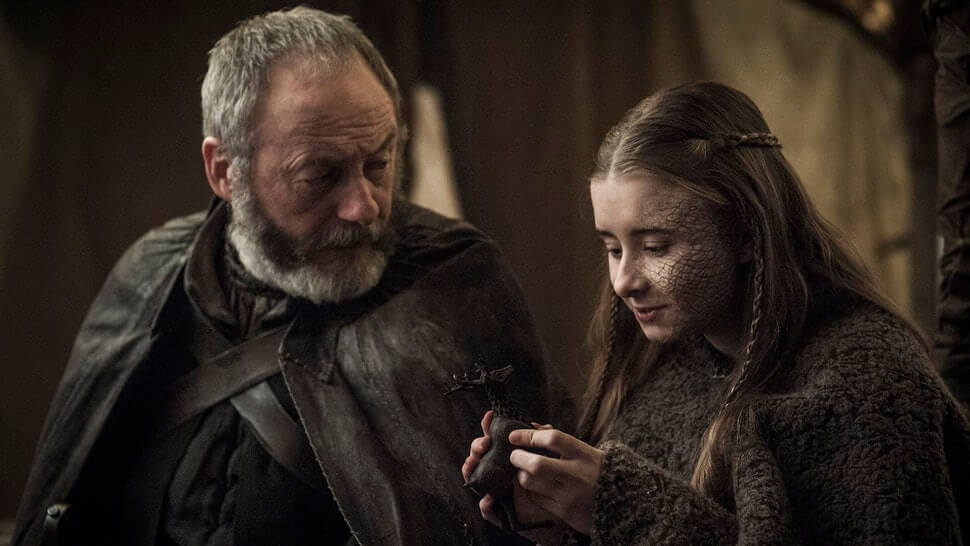 Game of Thrones Shireen Davos Seaworth