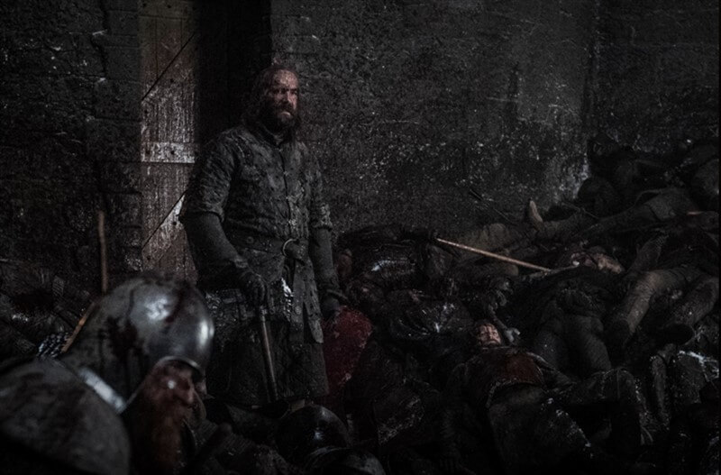 Game of Thrones The Hound Sandor Clegane