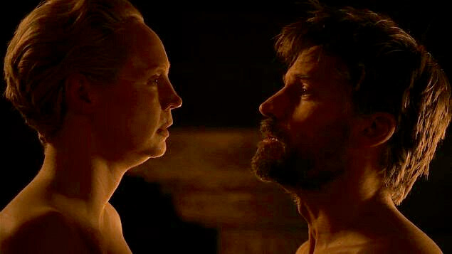 Brienne Jaime Lannister Nikolaj Coster-Waldau Gwendoline Christie Game of Thrones