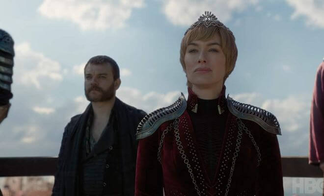 Game of Thrones Cersei Lannister Euron Greyjoy Lena Headey