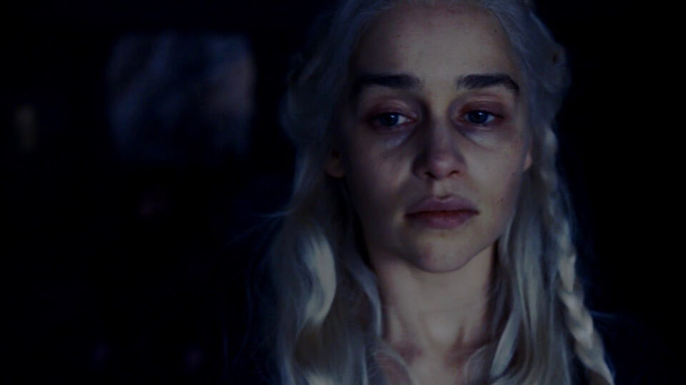 Daenerys Targaryen Emillia Clarke Game of Thrones