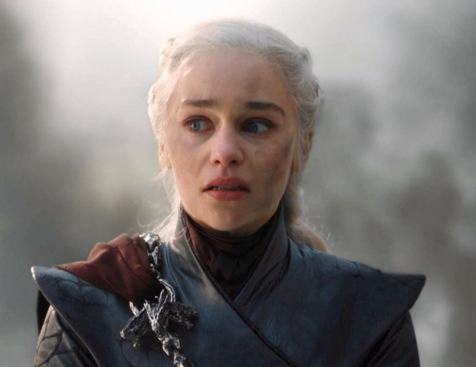 Daenerys Targaryen Emilia Clarke Game of Thrones