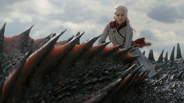 Daenerys Drogon Game of Thrones