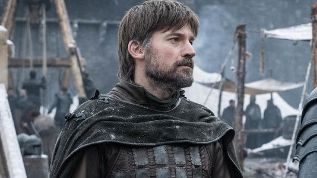Jaime Lannister Nikolaj Coster-Waldau Game of Thrones