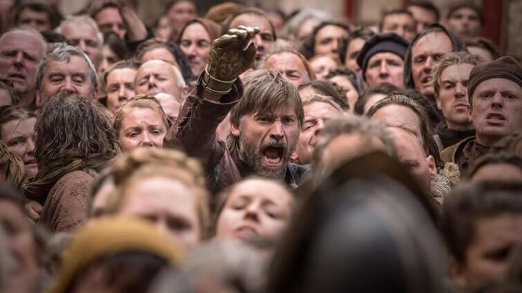 Jaime Lannister Nikolaj Coster-Waldau Game of Thrones
