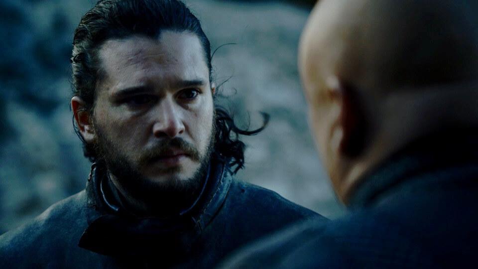 Jon Snow Lord Varys Game of Thrones