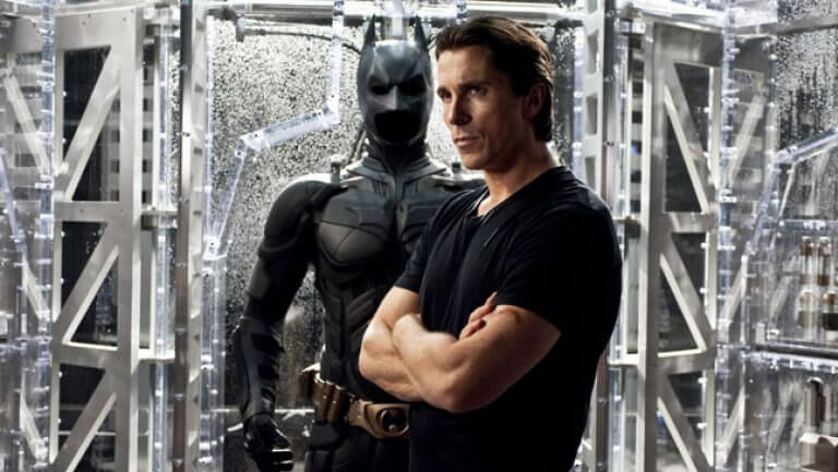 Christian Bale Batman The Dark Knight