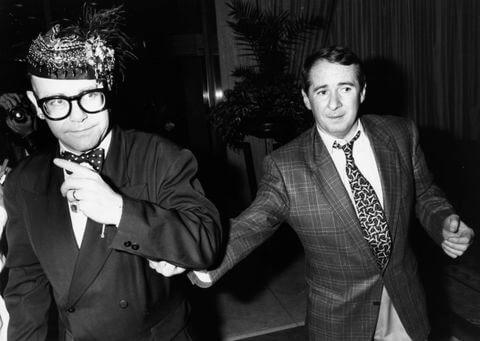 Elton John John Reid