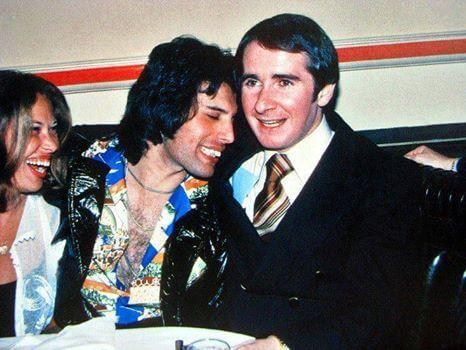 Freddie Mercury John Reid
