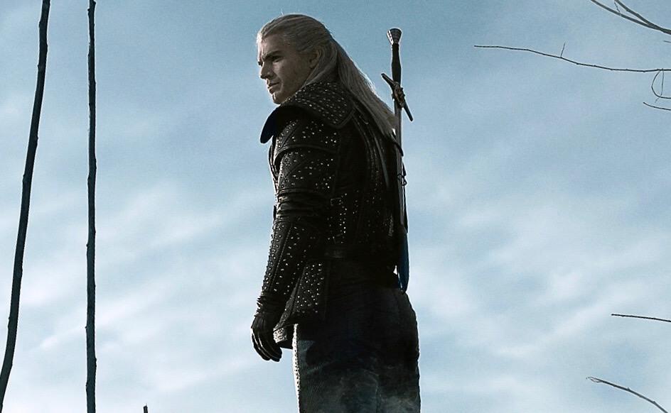 The Witcher Netflix Henry Cavill