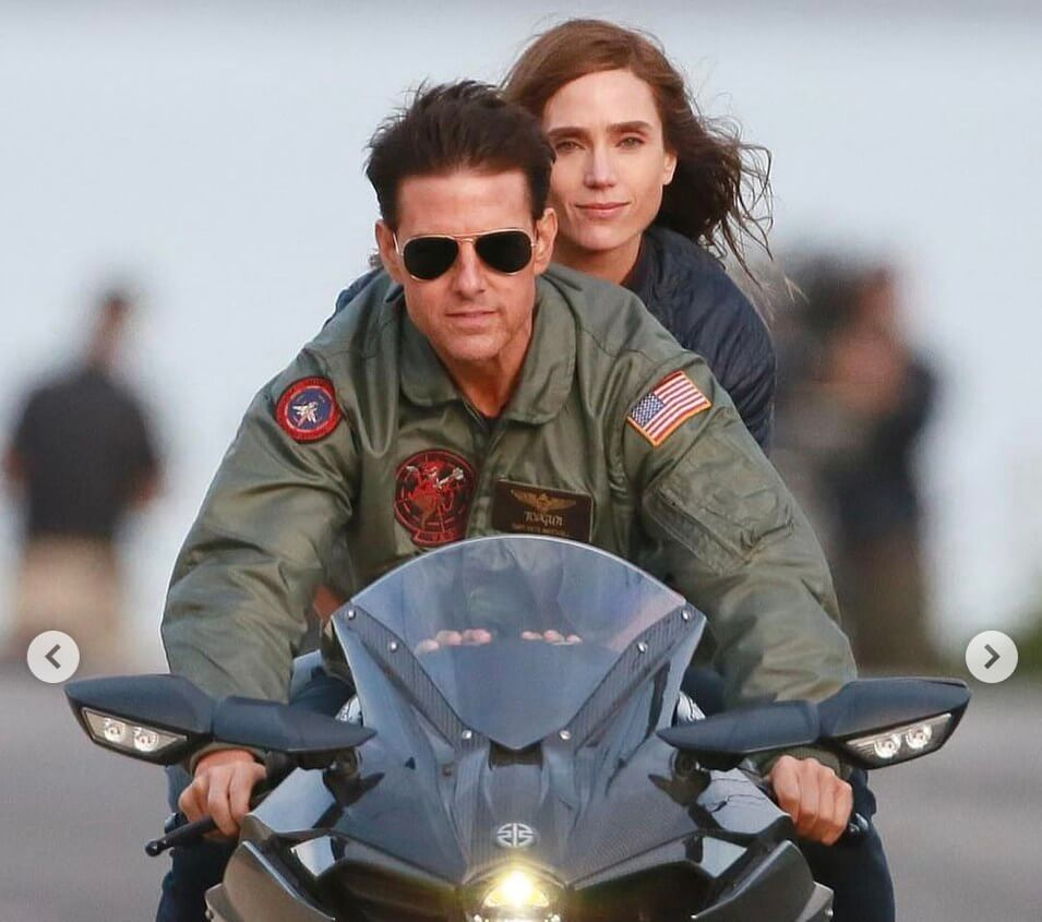 Top Gun Maverick Tom Cruise Jennifer Connelly