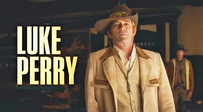 Once Upon a Time in Hollywood Luke Perry