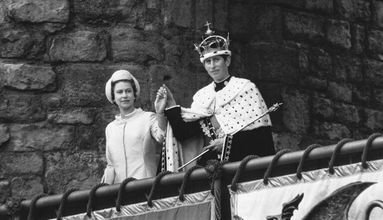 Prens Charles Kraliçe Elizabeth