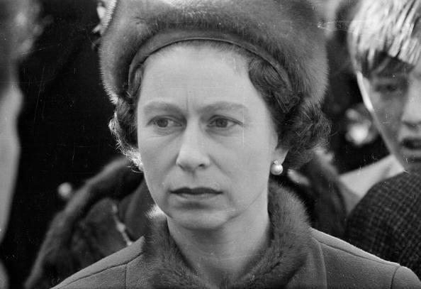 Kraliçe Elizabeth Aberfan