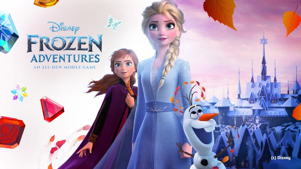 Karlar Ülkesi Frozen 2