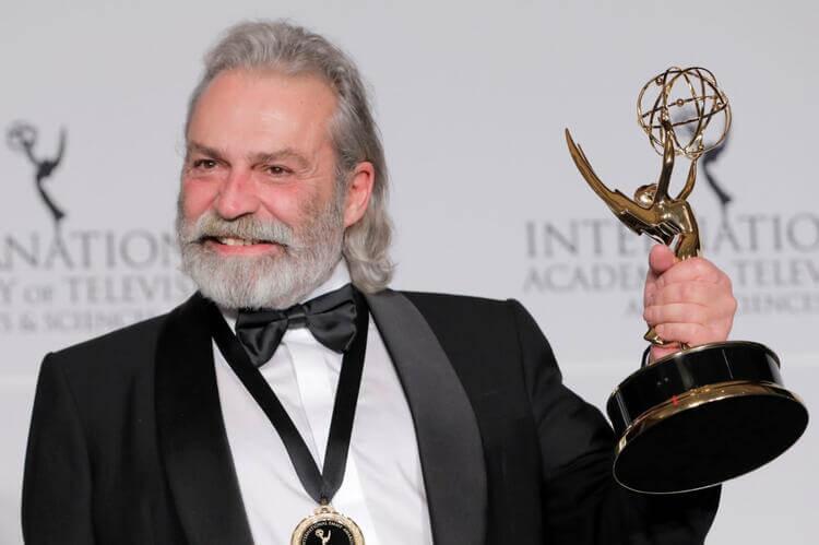Haluk Bilginer Emmy