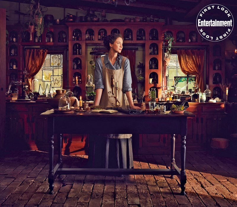 Outlander Caitriona Balfe
