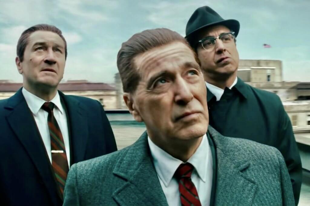 Al Pacino Robert De Niro The Irishman