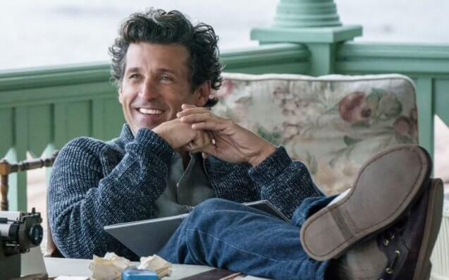 The Truth About the Harry Quebert Affair Patrick Dempsey