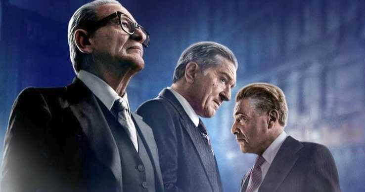 The Irishman Robert De Niro Al Pacino Joe Pesci