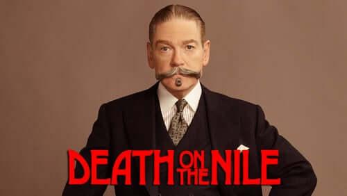 Death on Nile Nil'de Ölüm Kenneth Branagh