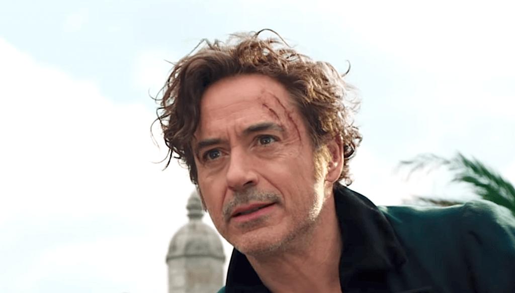 Dolittle Robert Downey JR