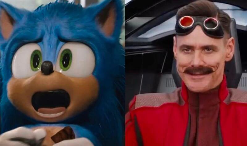 Jim Carrey Kirpi Sonic