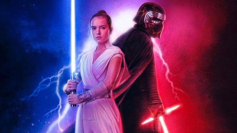 Star Wars Skywalker'ın Yükselişi The Rise of Skywalker