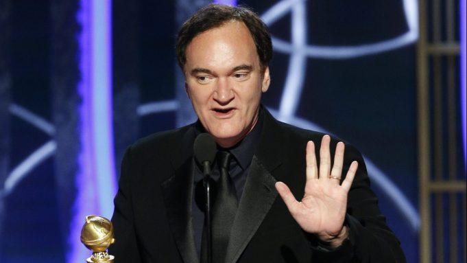 Quentin Tarantino Altın Küre 2020