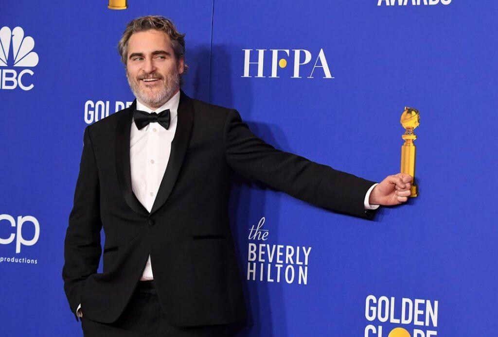 Joaquin Phoenix Altın Küre 2020