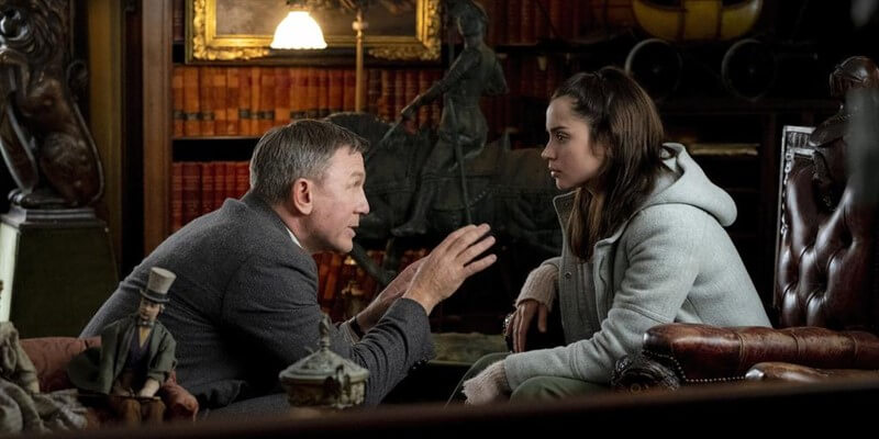 Knives Out Daniel Craig Ana de Armas