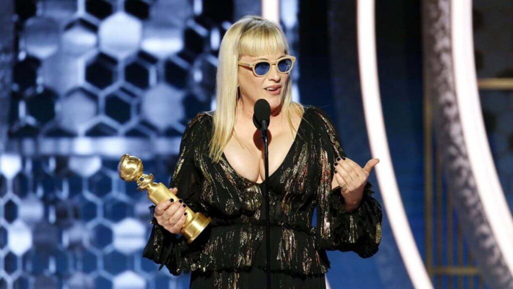Patricia Arquette Altın Küre 2020