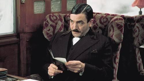 Hercules Poirot Albert Finney Şark Ekspresi'nde Cinayet