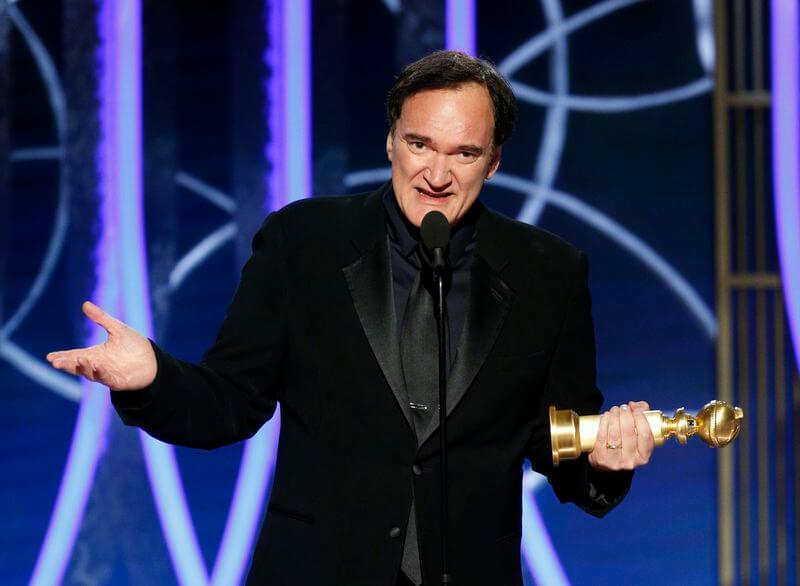 Altın Küre 2020 Quentin Tarantino