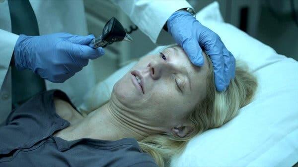 Salgın Contagion Gwyneth Paltrow