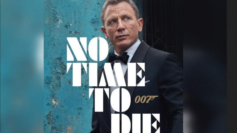 No Time To Die James Bond Daniel Craig