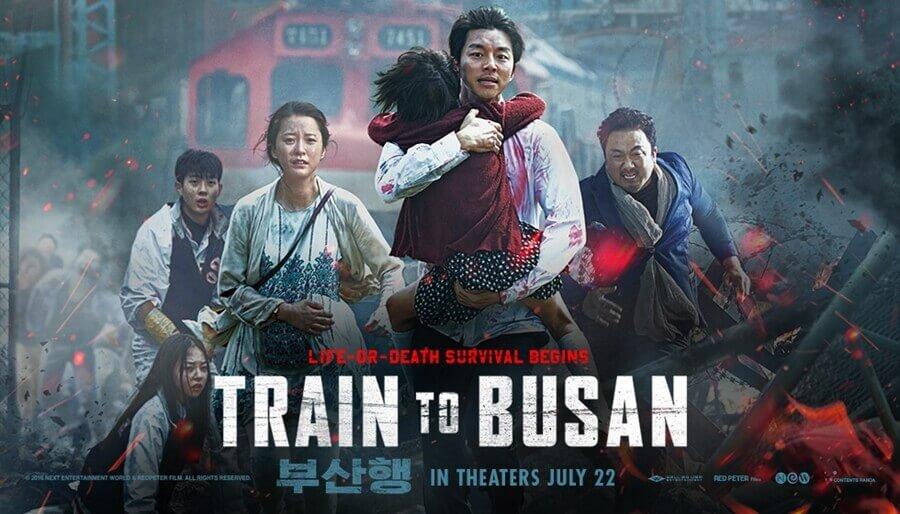 Train to Busan Zombi Ekspresi